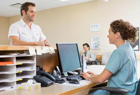 cashless hospitalisation / medical insurance