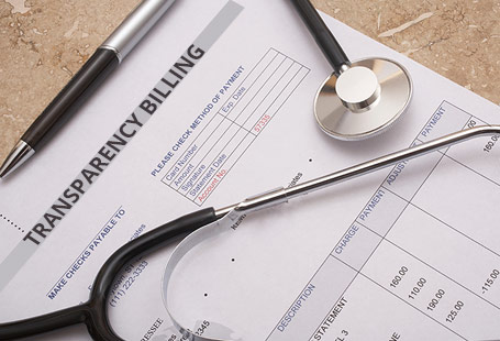 Transparent Billing System For Currae Patients & Wendors
