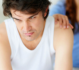 infertility symptoms in men