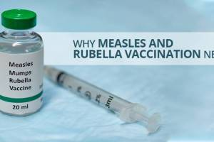 measles and rubella vaccination