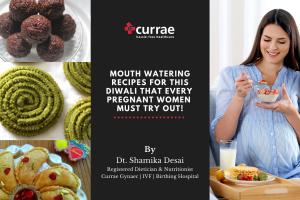 Recipe this diwali for Pregnant Women