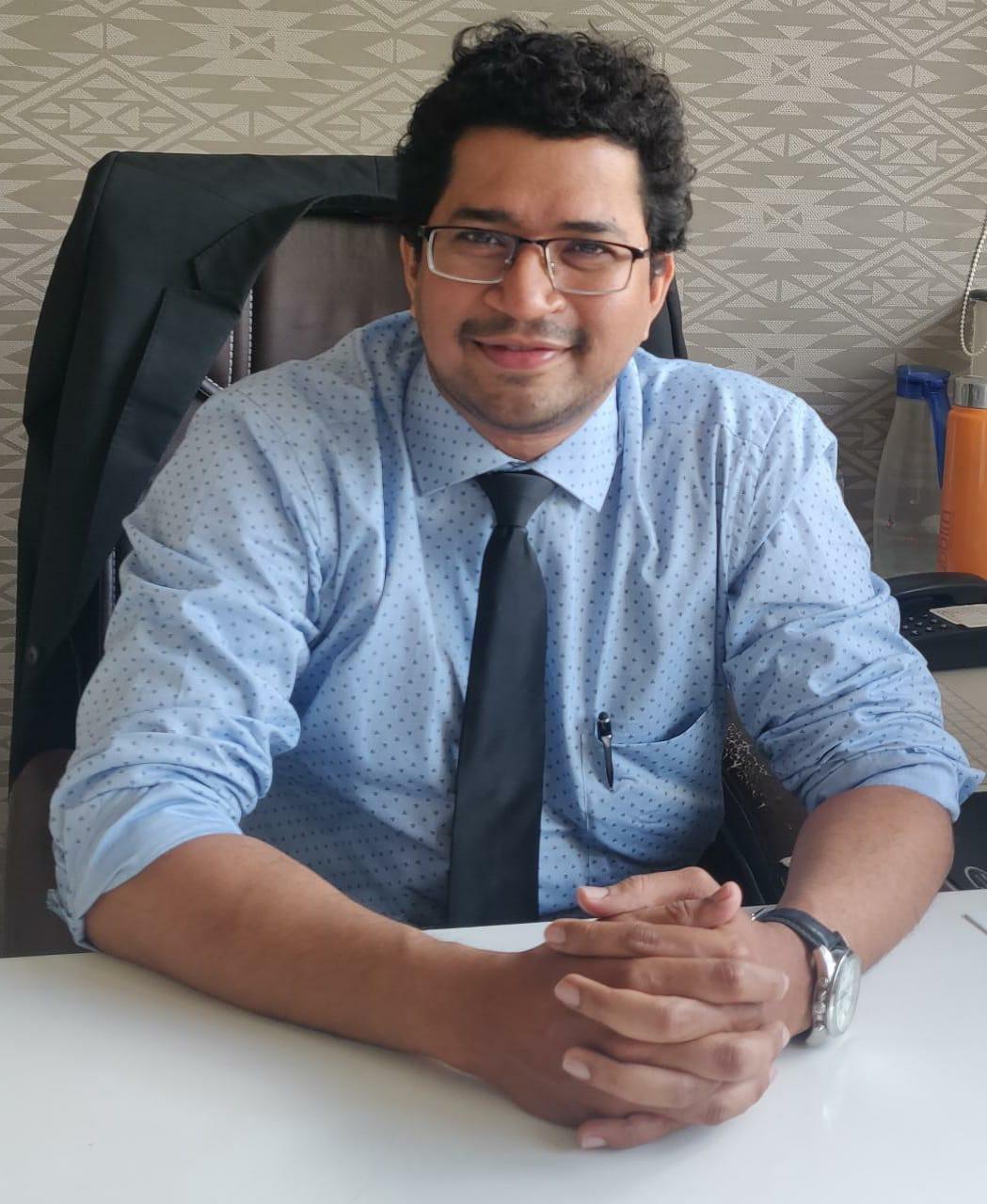 Dr. Akash bagade